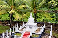 Sacred City of Anuradhapura, Isurumuniya Vihara, a Buddhist cave temple, Cultural Triangle, Sri Lanka, Asia. This is a photo of Isurumuniya Vihara, a Buddhist cave temple in the Sacred City of Anuradhapura, a complex of ancient Buddhist temple ruins. The Sacred City of Anuradhapura is a UNESCO World Heritage Site in an area known as the Cultural Triangle of Sri Lanka.
