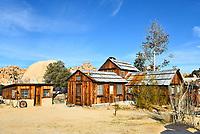 Keys Ranch and Store at Joshua Tree National Park