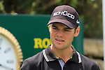 Martin Kaymer (GER) before teeing off on the 1st tee during Day 1 of the Volvo World Match Play Championship in Finca Cortesin, Casares, Spain, 19th May 2011. (Photo Eoin Clarke/Golffile 2011)