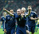 050314 Poland v Scotland