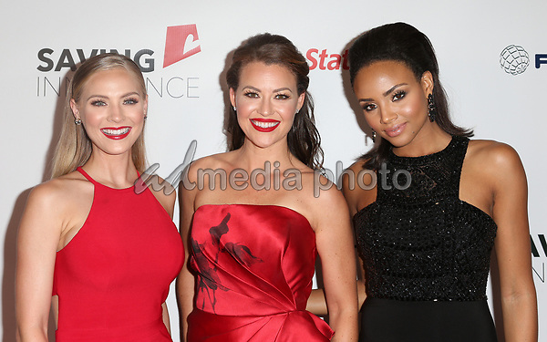 30 September 2017 - Los Angeles, California - Kristen Dalton, Kim Biddle, Meagan Tandy. 6th Annual Saving Innocence Gala held at Loews Hollywood Hotel. Photo Credit: F. Sadou/AdMedia