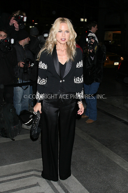 WWW.ACEPIXS.COM . . . . .  ....February 9 2010, New York City....TV personality Rachel Zoe arriving at a Chanel party for Vanessa Paradis and Rouge COCO at the Mark hotel on February 9, 2010 in New York City.....Please byline: PHILIP VAUGHAN - ACE PICTURES.... *** ***..Ace Pictures, Inc:  ..Philip Vaughan (212) 243-8787 or (646) 679 0430..e-mail: info@acepixs.com..web: http://www.acepixs.com