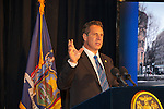 Governor Cuomo and NoVo Foundation's Women's Building Press Announcement, NYC