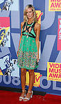 LOS ANGELES, CA. - September 07: Socialite Lady Victoria Hervey arrives at the 2008 MTV Video Music Awards at Paramount Pictures Studios on September 7, 2008 in Los Angeles, California..
