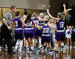 Minnesota State University Moorhead vs University of Sioux Falls Women's Basketball