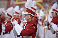 NWA Democrat-Gazette/BEN GOFF @NWABENGOFF<br /> Arkansas vs Texas State football on Saturday Sept. 17, 2016 at Razorback Stadium in Fayetteville.