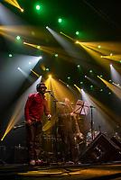 SAO PAULO, SP, 23.06.2018 - SHOW-SP- Turma do Balanço durante show de abertura do show do cantor Jorge Ben Jor no Espaço das Américas na região oeste da cidade de São Paulo, na noite de sábado, 23. (Foto: Bruna Grassi/Brazil Photo Press/FolhaPress)