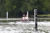 Race: 101  MasB.2x  Semi-Final<br /> 362  HSBC Rowing Club<br /> 363  Upper Thames Rowing Club<br /> <br /> Henley Masters Regatta 2018 - Friday<br /> <br /> To purchase this photo, or to see pricing information for Prints and Downloads, click the blue 'Add to Cart' button at the top-right of the page.