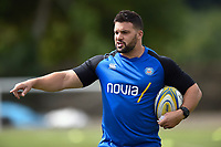 Ben Coker of Bath Rugby. Bath Rugby pre-season training on August 8, 2018 at Farleigh House in Bath, England. Photo by: Patrick Khachfe / Onside Images