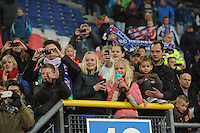 VOETBAL: HEERENVEEN: Abe Lenstra Stadion, 22-04-2013, Eredivisie 2012-2013, Jong SC Heerenveen - Jong AJAX, Eindstand 0-2, ©foto Martin de Jong