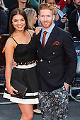 London, UK. 26 September 2016. Neil Jones. Red carpet arrivals for the European Premiere of the Hollywood movie Deepwater Horizon in Leicester Square. The movie is based on the 2010 Deepwater Horizon explosion and oil spill in the Gulf of Mexico. © Bettina Strenske/Alamy Live News