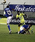 Bucaramanga igualó 1-1 de local ante Millonarios. Fecha 14 de la Liga Águila I-2016