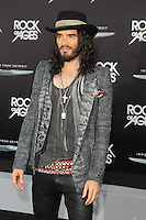 Russell Brand at the premiere of Warner Bros. Pictures' 'Rock of Ages' at Grauman's Chinese Theatre on June 8, 2012 in Hollywood, California. © mpi20/MediaPunch Inc. NORTEPHOTO.COM