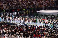 Río 2016 Ceremonia de Inauguración - Países