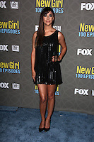 """Hannah Simone<br /> at the """"New Girl"""" 100th Episode Party, W Hotel, Westwood, CA 03-02-16<br /> David Edwards/DailyCeleb.Com 818-249-4998"""