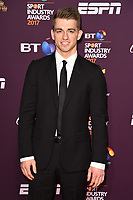 Max Whitlock at the BT Sport Industry Awards 2017 at Battersea Evolution, London, UK. <br /> 27 April  2017<br /> Picture: Steve Vas/Featureflash/SilverHub 0208 004 5359 sales@silverhubmedia.com