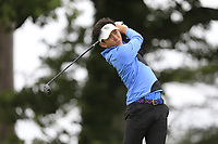Witchayanon Chothirunrungrueng (Thailand) during final day of the World Amateur Team Championships 2018, Carton House, Kildare, Ireland. 08/09/2018.<br /> Picture Fran Caffrey / Golffile.ie<br /> <br /> All photo usage must carry mandatory copyright credit (&copy; Golffile | Fran Caffrey)
