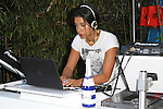 Hannah Bronfman Spinnin at  Chandon Kicks Off The Seasons With A Fabulous, Exclusive American Summer Soirée on The Beach at the Dream Downtown