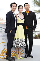 MAY 17 'Burning' Photocall - Cannes