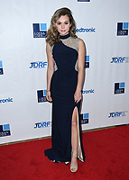 12 May 2018 - Beverly Hills, California - Brec Bassinger. JDRF's 15th Annual Imagine Gala held at the Beverly Hilton Hotel. <br /> CAP/ADM/BT<br /> &copy;BT/ADM/Capital Pictures