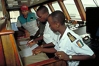 Control of documents on board