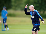 310715 Rangers training