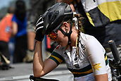 9th September 2017, Smithfield Forest, Cairns, Australia; UCI Mountain Bike World Championships; Rebecca Henderson (AUS) after the elite womens cross country race