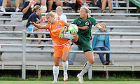 Sara Larsson #4, Kacey White..Saint Louis Athletica defeated Sky Blue F.C 1-0, at Anheuser-Busch Soccer Park, Fenton, MO.