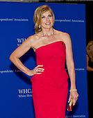 Connie Britton arrives for the 2015 White House Correspondents Association Annual Dinner at the Washington Hilton Hotel on Saturday, April 25, 2015.<br /> Credit: Ron Sachs / CNP