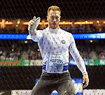 14.02.2020, Mercedes Benz Arena, Berlin, GER, ISTAF-Indoor 2020 Berlin, im Bild <br /> Discus Men<br /> Christoph Harting (GER)<br /> <br />      <br /> Foto © nordphoto / Engler