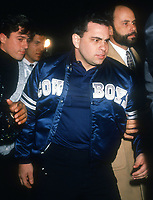 John Gotti Jr.<br /> 1990<br /> Photo By Michael Ferguson/CelebrityArchaeology.com