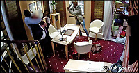 High rollers turn into armed robbers(With Video)