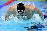 Rivolta Matteo ITA <br /> Men's Medley 4x100m Relay <br /> Hangh Zhou 16/12/2018 <br /> Hang Zhou Olympic &amp; International Expo Center <br /> 14th Fina World Swimming Championships 25m <br /> Photo Andrea Staccioli/ Deepbluemedia /Insidefoto
