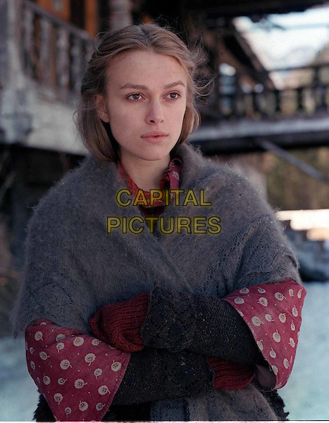 KEIRA KNIGHTLEY .in Dr. Zhivago.Filmstill - Editorial Use Only.Ref: FB.www.capitalpictures.com.sales@capitalpictures.com.Supplied by Capital Pictures
