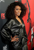 """LOS ANGELES - OCTOBER 26: Angela Bassett attends the red carpet event to celebrate 100 episodes of FX's """"American Horror Story"""" at Hollywood Forever Cemetery on October 26, 2019 in Los Angeles, California. (Photo by John Salangsang/FX/PictureGroup)"""