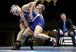 LA CROSSE, WI - MARCH 11: Justin Kreiter 