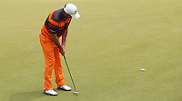Scott Hend (AUS) holds for par on 16 during Round Three of the 2015 Alstom Open de France, played at Le Golf National, Saint-Quentin-En-Yvelines, Paris, France. /04/07/2015/. Picture: Golffile | David Lloyd<br /> <br /> All photos usage must carry mandatory copyright credit (© Golffile | David Lloyd)