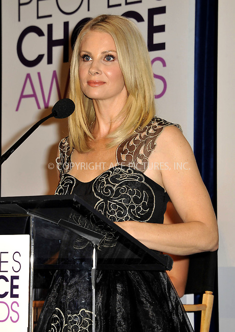 WWW.ACEPIXS.COM....November 15 2012, LA....Monica Potter at The People's Choice Awards 2013 Nomination Announcements held at The Paley Center for Media on November 15, 2012 in Beverly Hills, California. ....By Line: Peter West/ACE Pictures......ACE Pictures, Inc...tel: 646 769 0430..Email: info@acepixs.com..www.acepixs.com