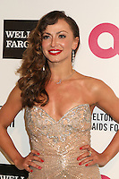 WEST HOLLYWOOD, CA - MARCH 2: Karina Smirnoff attending the 22nd Annual Elton John AIDS Foundation Academy Awards Viewing/After Party in West Hollywood, California on March 2nd, 2014. Photo Credit: SP1/Starlitepics. /NORTePHOTO