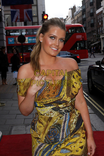 LONDON, ENGLAND - APRIL 28 :  Lady Kitty Spencer arrives at the Tatler Best of British - party at The Ritz on April 28, 2015 in London, England.<br /> CAP/AH<br /> &copy;Adam Houghton/Capital Pictures