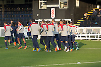 USMNT Training, Monday, November 10, 2014
