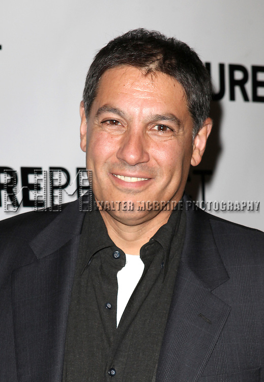 Jim Bracchitta attending the after Party for 10th Anniversary Production of 'The Exonerated' at the Culture Project in New York City on 9/19/2012.