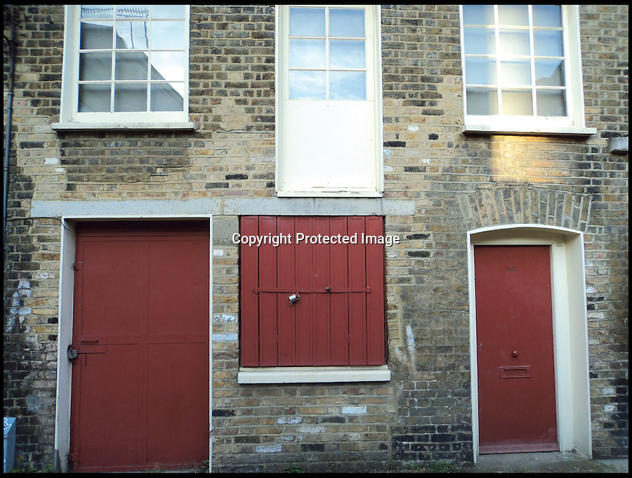 BNPS.co.uk (01202) 558833<br /> Picture: AmberleyPublishing/BNPS<br /> <br /> ****Please use full byline****<br /> <br /> 215 Whitechapel Road Warehouse.<br /> <br /> Even Kirsty and Phil would struggle to sell these houses...<br /> <br /> These London properties may appear to be nothing out of the ordinary, but their grisly past as blood-soaked crime scenes has now been revealed.<br /> <br /> In the late 19th and early 20th century the buildings were home to brutal murders carried out by jilted lovers, the clinically insane, and organised gangs.<br /> <br /> Despite their morbid history all of the houses still stand today - and are being lived in or are now takeaways, cafes, and restaurants.<br /> <br /> Dr Jan Bodenson has spent the last decade researching the horrendous histories of the buildings and has now unveiled his findings in a new book.