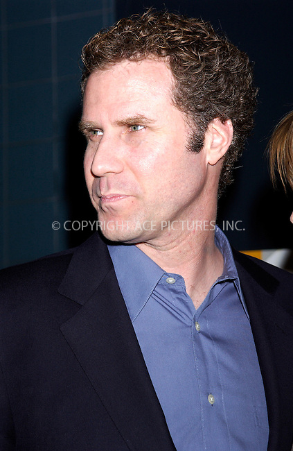 WWW.ACEPIXS.COM . . . . . ....NEW YORK, MARCH 16, 2005....Will Farrell at the 'Melinda and Melinda' premiere held at Chelsea West Cinemas.....Please byline: KRISTIN CALLAHAN - ACE PICTURES.. . . . . . ..Ace Pictures, Inc:  ..Philip Vaughan (646) 769-0430..e-mail: info@acepixs.com..web: http://www.acepixs.com