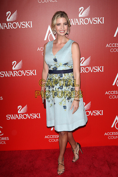 NEW YORK, NY - NOVEMBER 2:  Ivanka Trump attends the Accessories Council 2015 ACE Awards at Cipriani 42nd Street  on November 2, 2015 in New York City.  <br /> CAP/MPI99<br /> &copy;MPI99/Capital Pictures