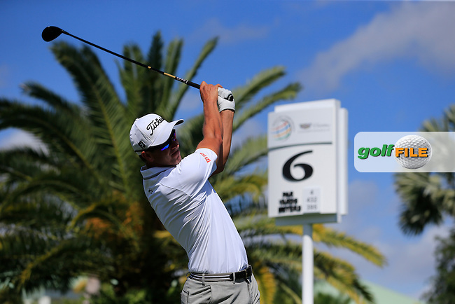 Adam Scott (AUS) during the 1st round at the WGC Cadillac Championship, Blue Monster, Trump National Doral, Doral, Florida, USA<br /> Picture: Fran Caffrey / Golffile