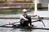 546   T.K. Carter (Upper Thames Rowing Club) - The Diamond Challenge Sculls<br /> <br /> Henley Royal Regatta Qualifiers {iptcyear4}<br /> <br /> To purchase this photo, or to see pricing information for Prints and Downloads, click the blue 'Add to Cart' button at the top-right of the page.