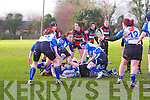 Tralee Ladies V Highfield Ladies at O'Dowd Park Tralee on Sunday