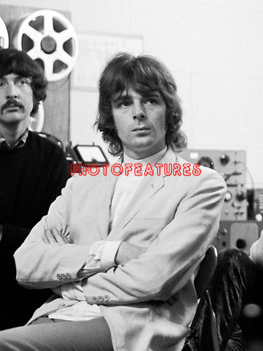 Pink Floyd 1967 Richard (Rick) Wright.© Chris Walter.