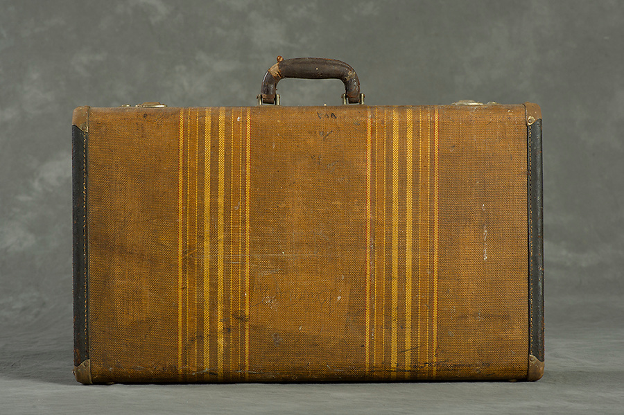 Willard Suitcases, Beatrice P,<br />